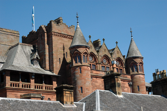 A Teensy bit of Mount Stuart