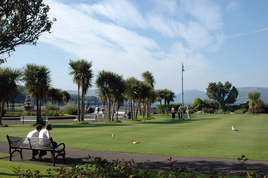 Rothesay Putting Greens